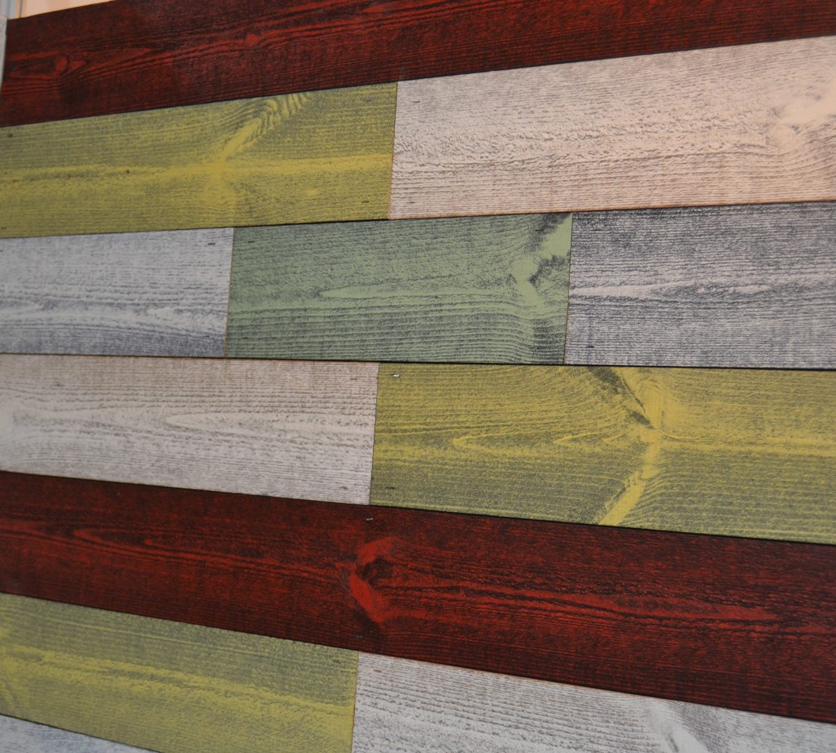 Rustic Painted Cladding Internal Softwood